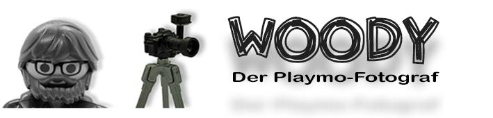 Woody der Playmo-Fotograf